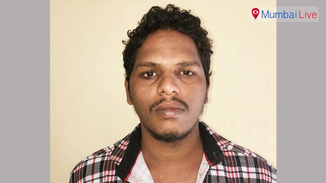 कांदिवली में पकड़ा गया हिस्ट्रीशिटर