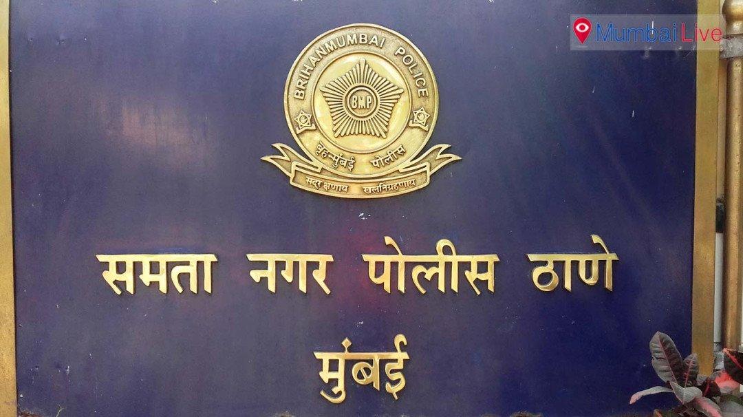 Samata Nagar police arrest history sheeter