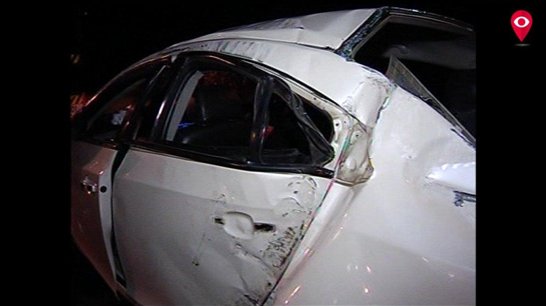 कार अपघातात एकाचा मृत्यू
