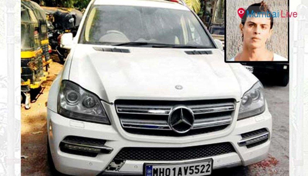 Police nabs Mercedes robber