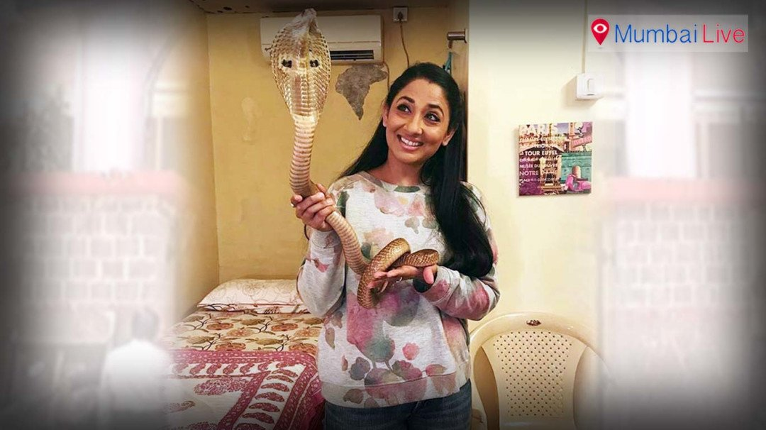 Shruti Ulfat posed with real cobra, says forensic report