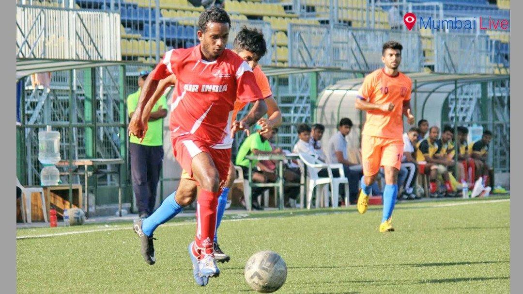Air India beat Kenkre FC in MDFA League tie