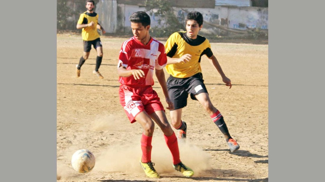 Air India U 19 beat Bombay Gymkhana in soccer tie