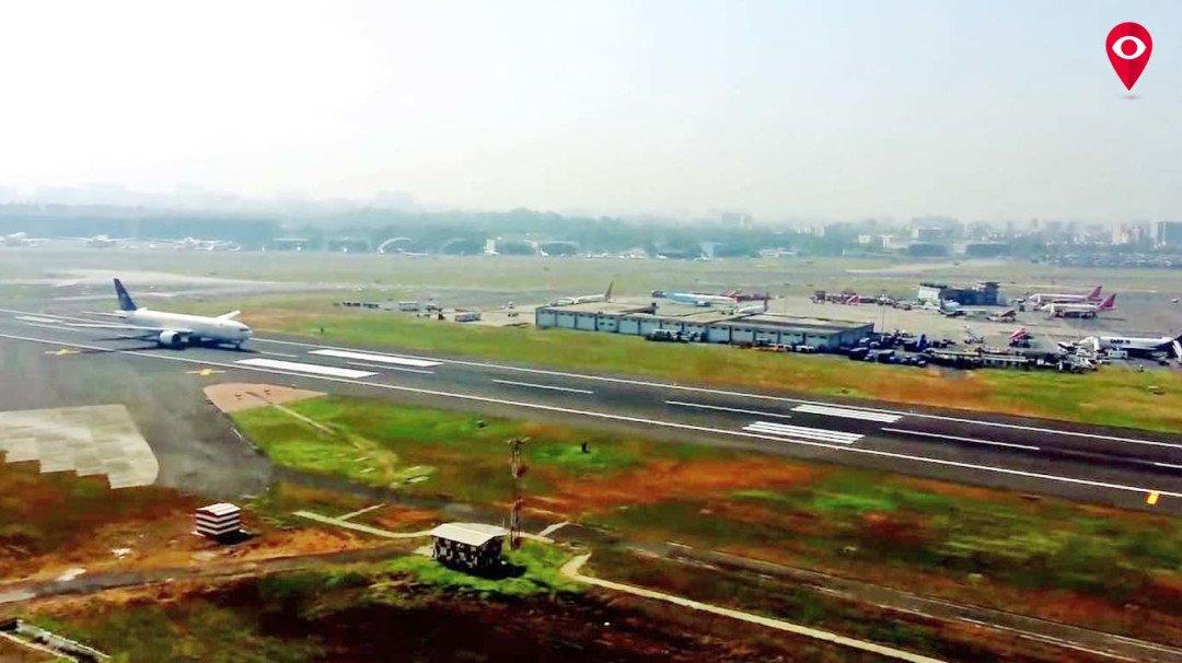दुनिया का सबसे व्यस्त एयपोर्ट बना मुंबई एयपोर्ट