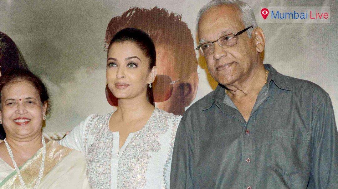 Aishwarya Rai's father Krishnaraj Rai dies