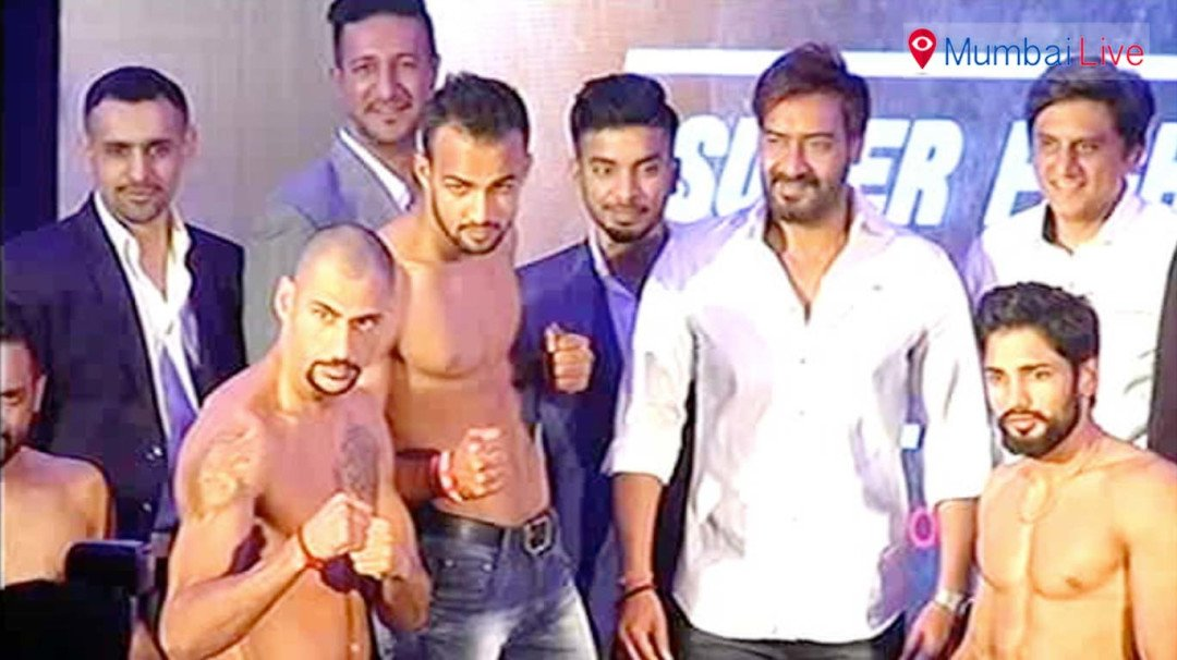 Bollywood joins Super Fight League