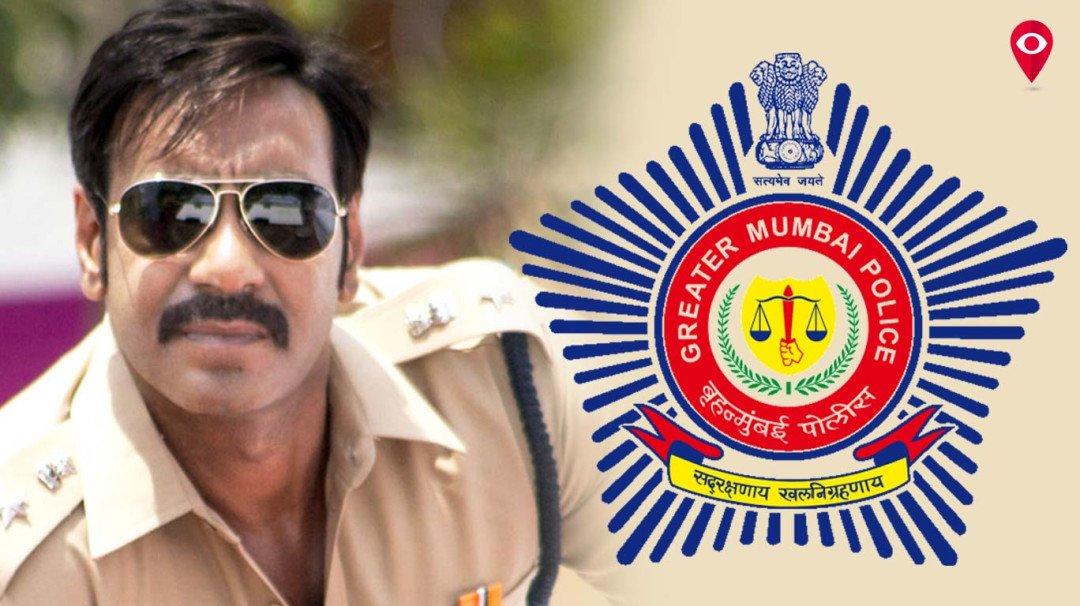 साइबर अपराध के खिलाफ मोर्चा खोला 'सिंघम' अजय देवगन ने, देखें वीडियो