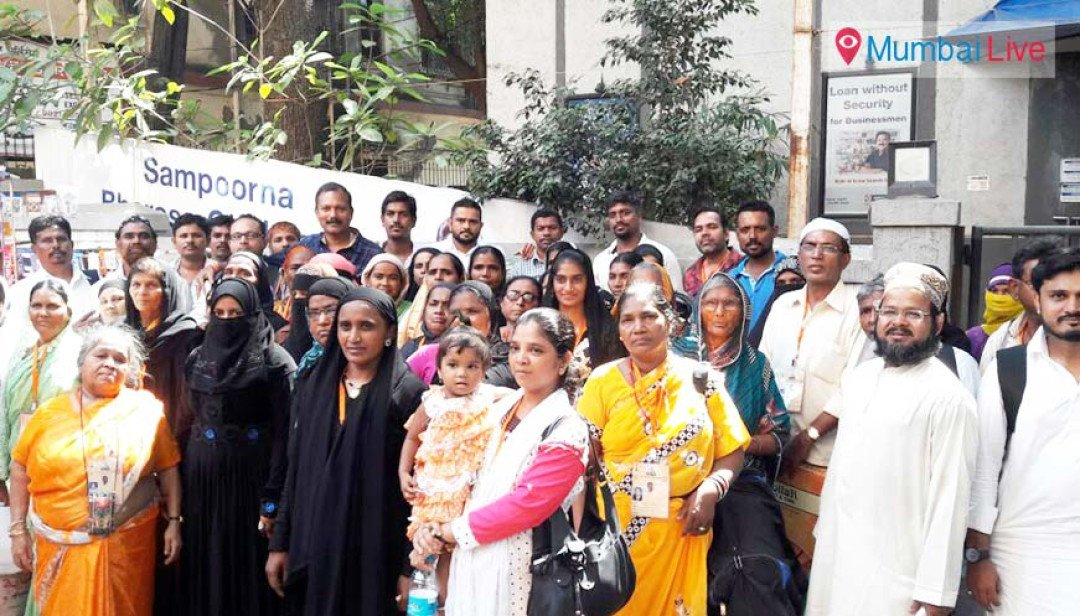 72 Muslim's returns from Ajmer pilgrimage