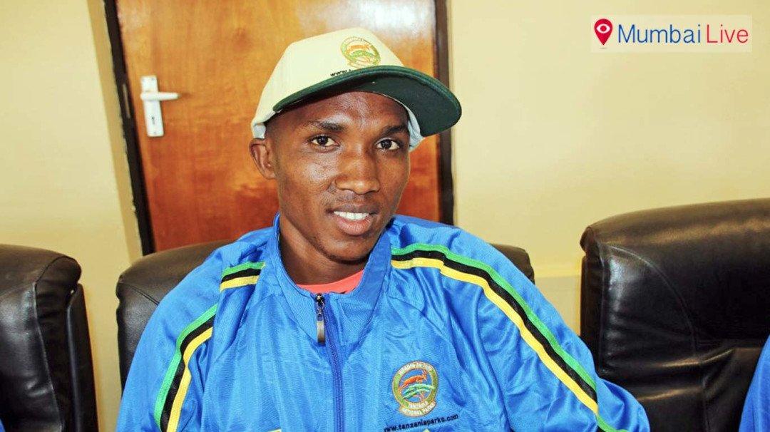 Tanzania's Alphonce Simbu first among intl runners