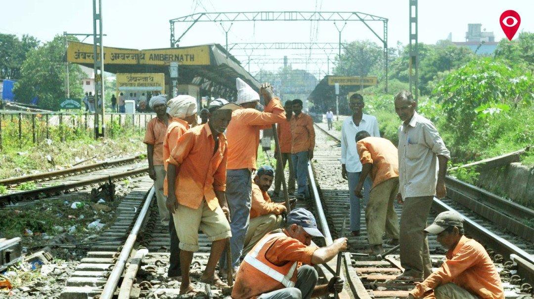 रविवार को पश्चिम रेलवे में जम्बो तो सेन्ट्रल और हार्बर में मेगा ब्लाक