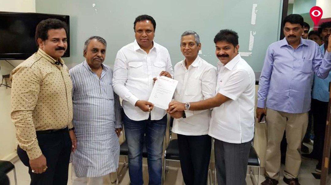 नाना आंबोले भाजपाचे मुंबई उपाध्यक्ष