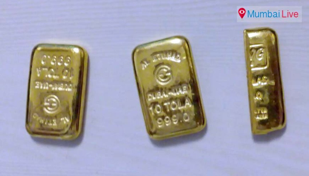 American resident arrested for gold smuggling