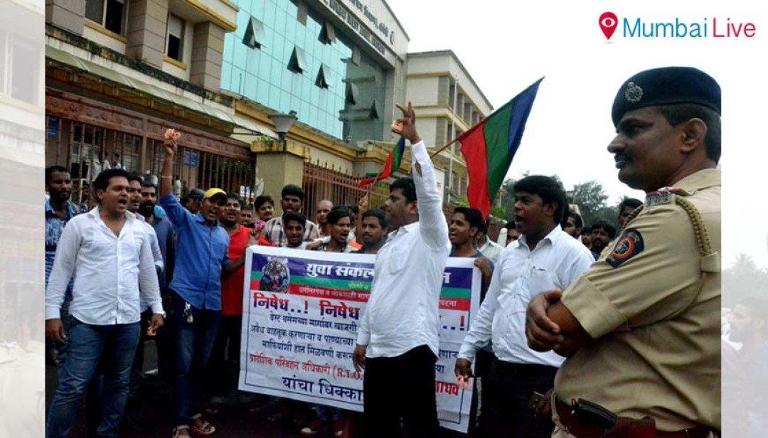 Aarey colony in danger, says activists