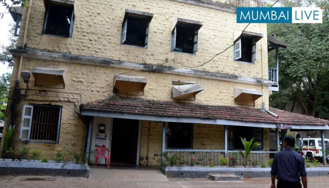 Andheri's Revenue Office in a Shabby state