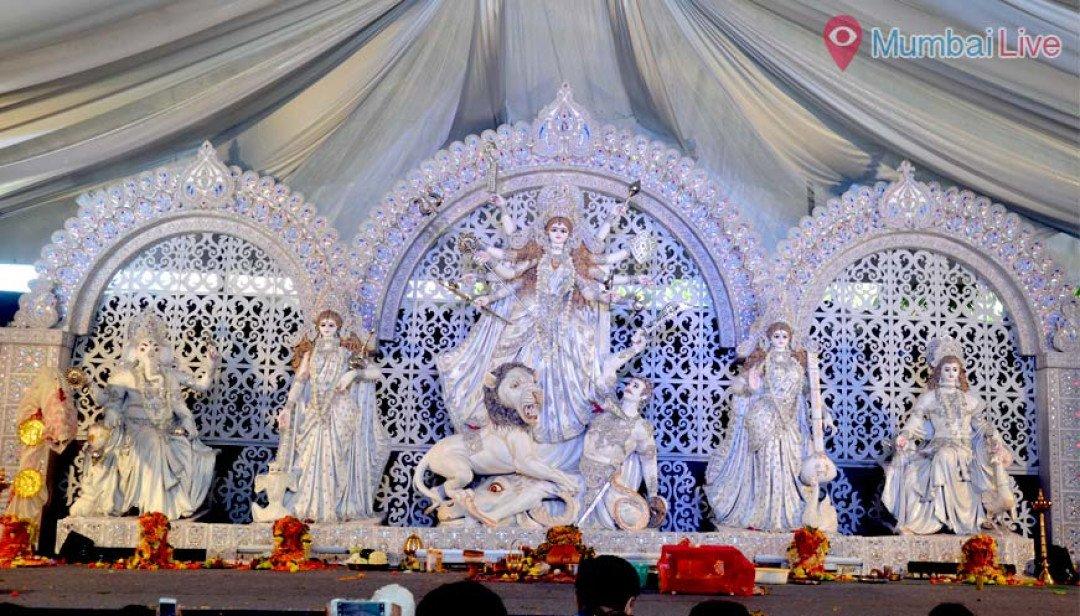 Celebrating Kolkata Festival