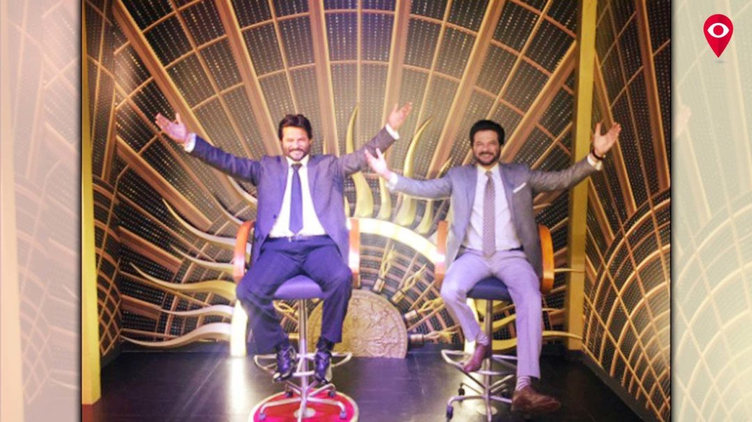 Anil Kapoor gets his 'jhakaas' wax statue at Madame Tussauds