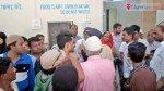 चुनाव के दौरान पुलिसकर्मी पर हमला, आरोपी फरार