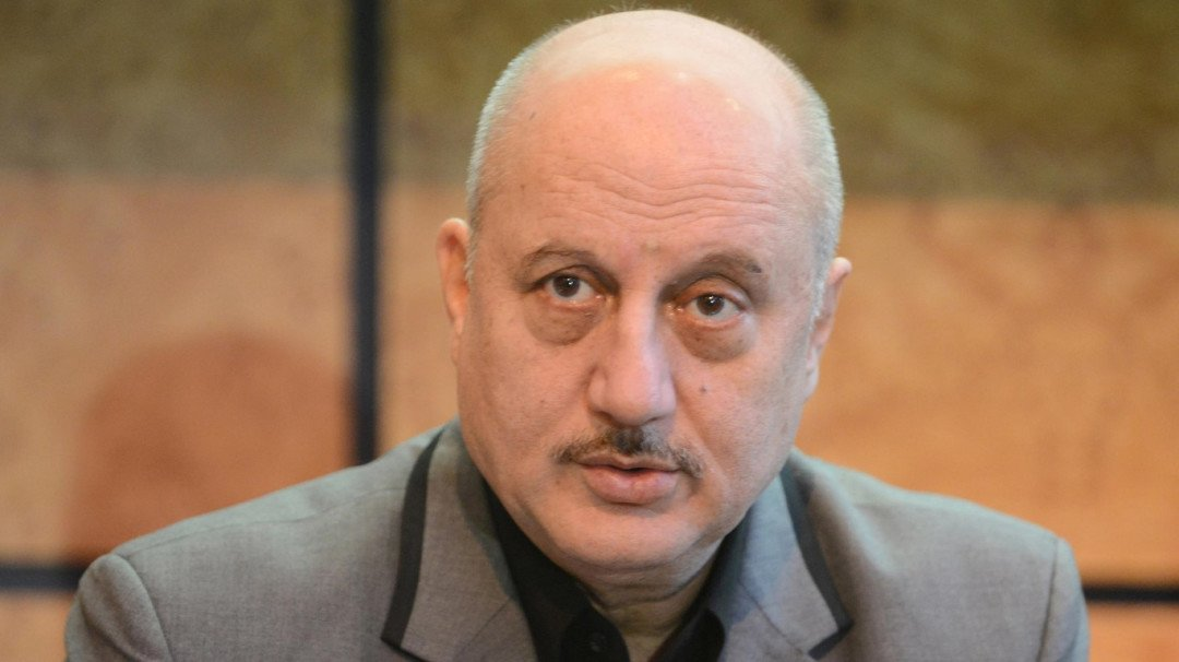 Film actor Anupam Kher named new FTII chairman replacing Gajendra Chauhan