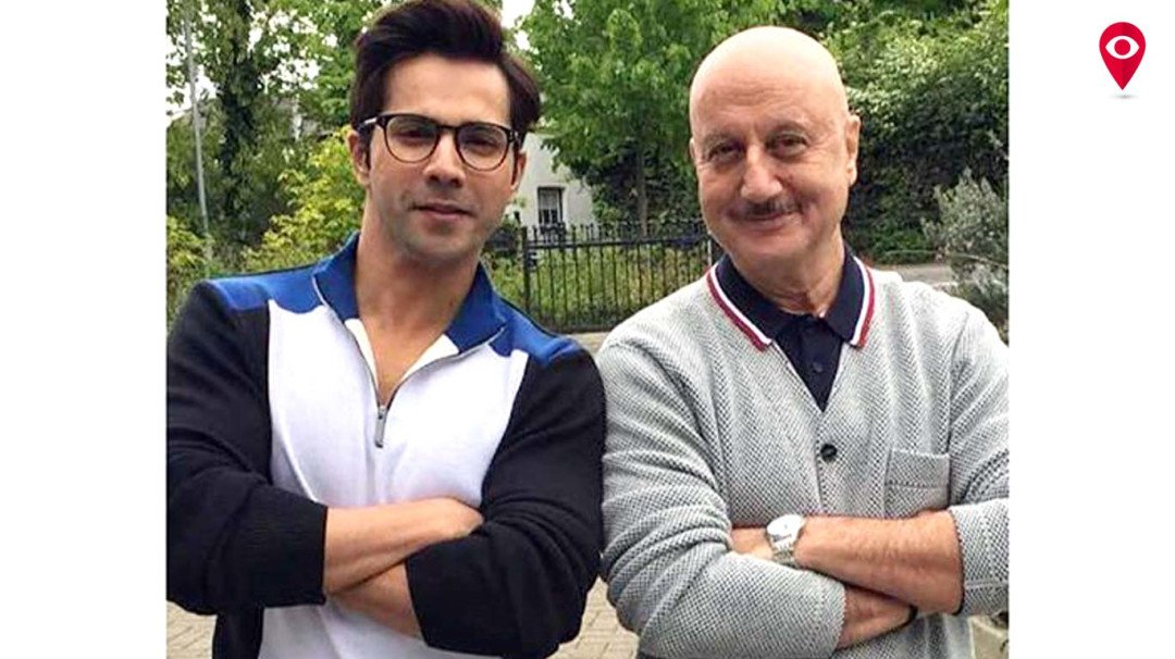 Ace Bollywood actor Anupam Kher back in Judwaa 2