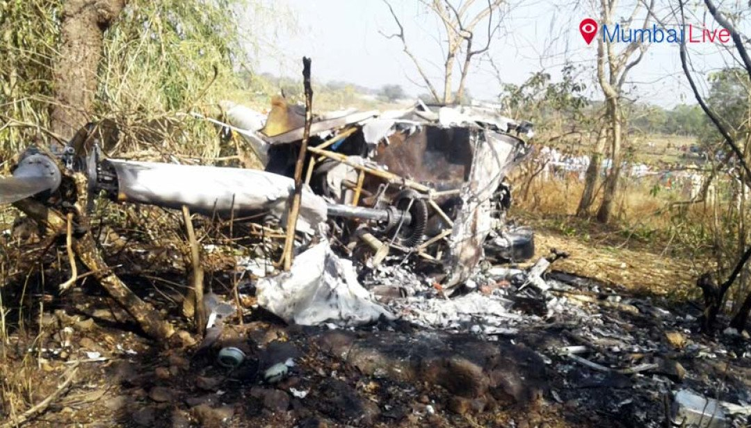 Another casualty in helicopter crash