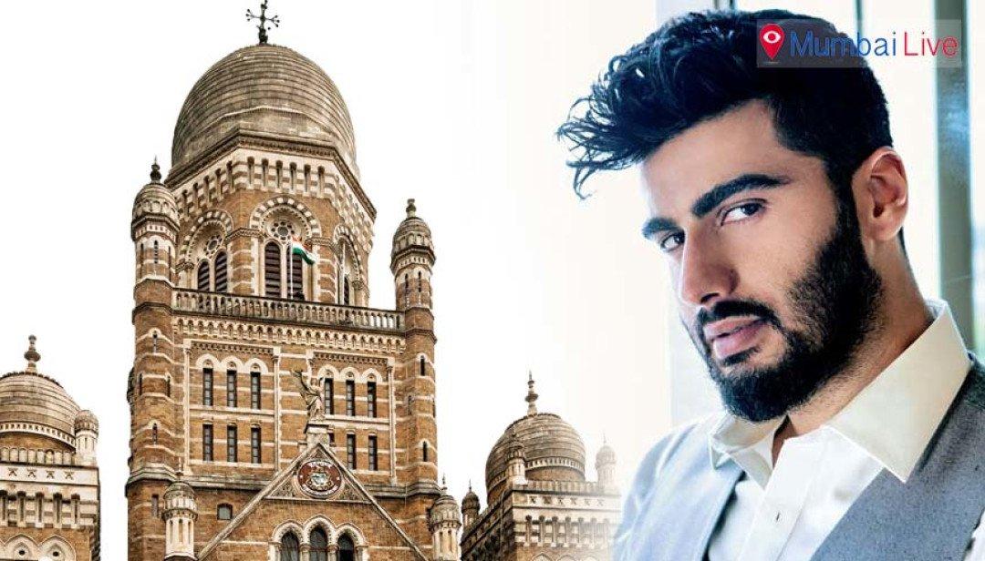 After Kapil, BMC turns the heat on Arjun Kapoor