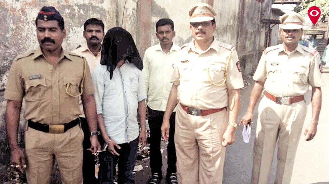 वडाला जीआरपी ने पकड़ा शातिर चोर