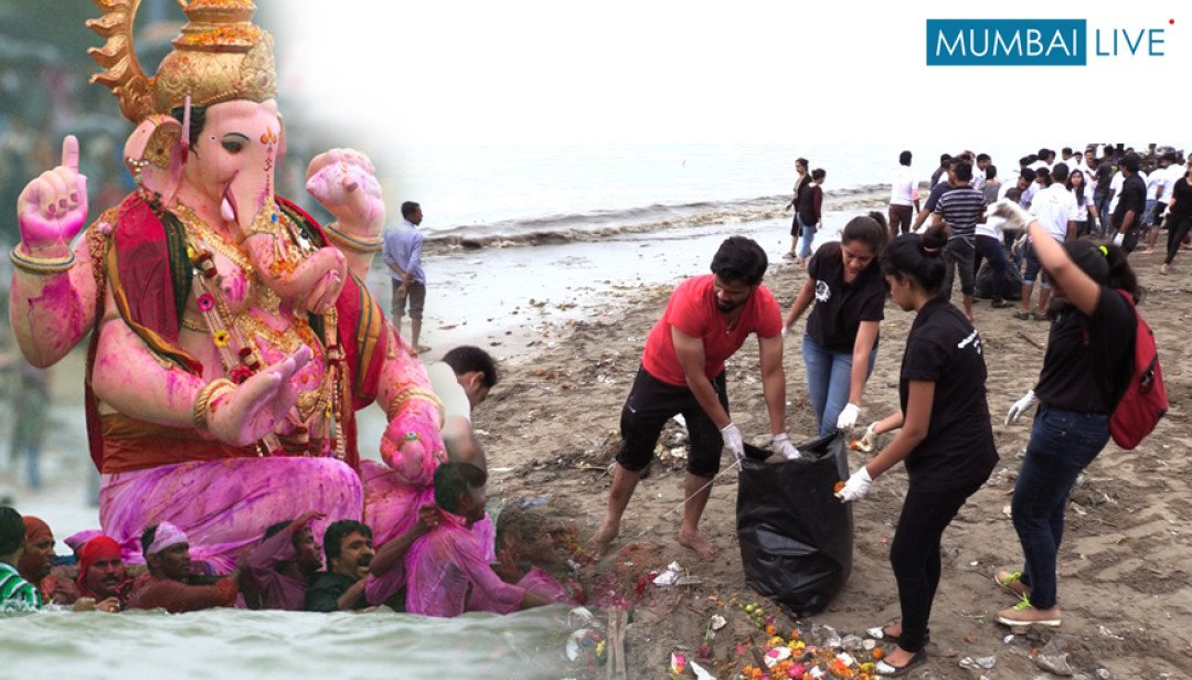 Ganesh Chaturthi..'A celebration or an environmental catastrophe'