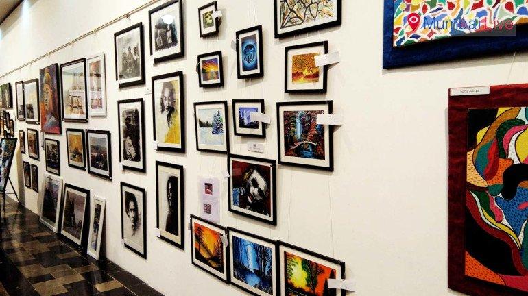 'Art for Artist' exihibition
