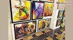 'आर्ट फॉर आर्टिस्ट'मध्ये भारतीय संस्कृतीचे दर्शन