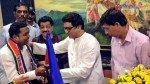 एनसीपी के मुंबई सचिव आशिष मोरे मनसे में शामिल