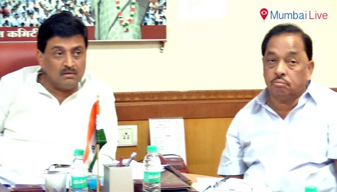 Chavan-Rane face to face