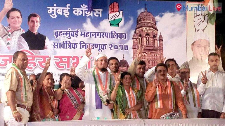 Ashok Chavan takes a dig at Sena and BJP