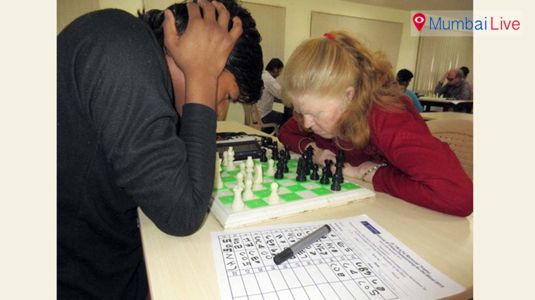 Mumbaikar's at the Asian Chess Championship for the Blind