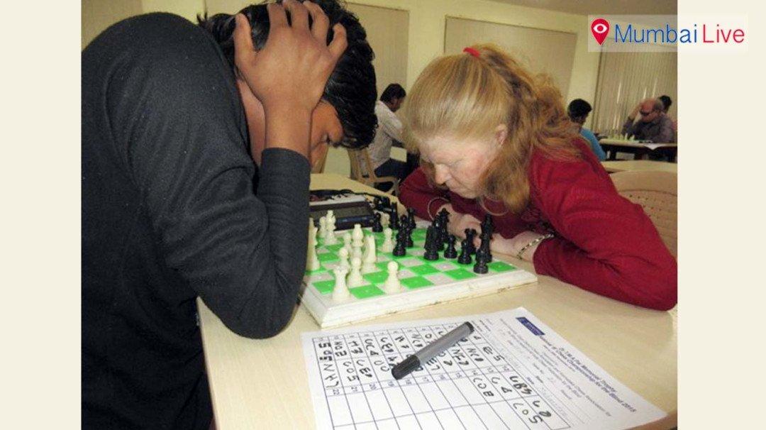 दृष्टिहीन एशियाई शतरंज में मुंबई के खिलाड़ियों की कड़ी टक्कर