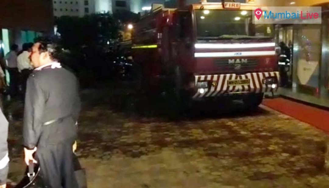 Fire breaks out in Asian Heart Hospital