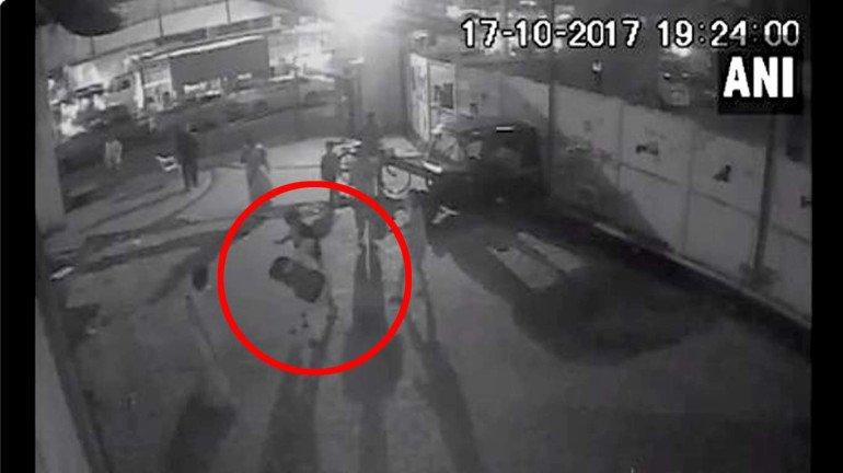 नाबालिग पर बेरहमी से हमला , सीसीटीवी में वारदात कैद, आरोपी को फिर से किया गया गिरफ्तार