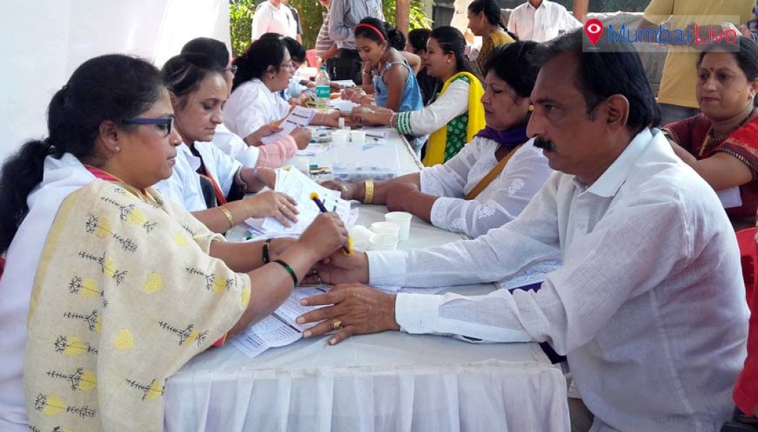BJP organises health checkup