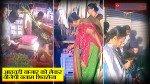 आठवडी बाजार पर बीजेपी Vs शिवसेना