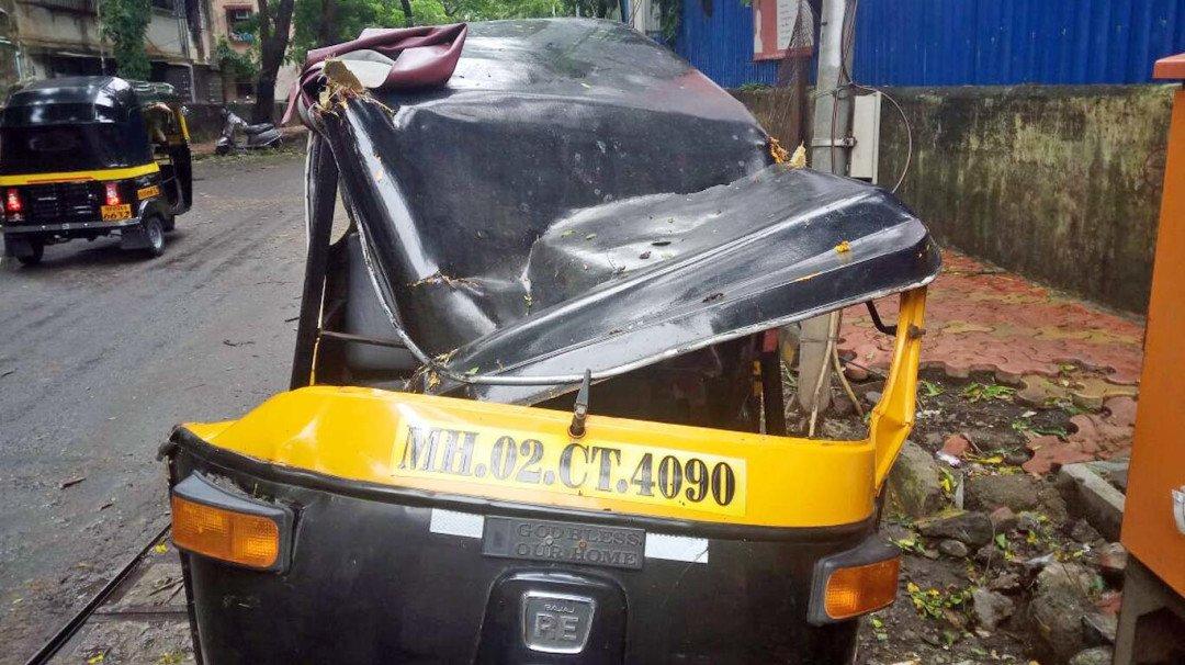 रिक्शा चालक की मौत