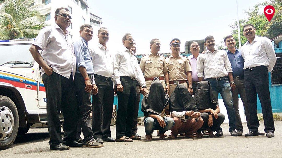 चोरी से आतंक मचाने वाला 'रिक्शा गैंग' पकड़ा गया