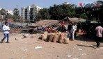 BMC demolishes unauthorised food stalls