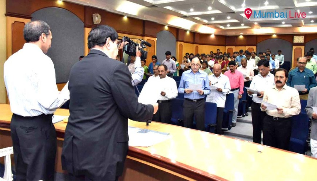 Constitution Day celebration in Mantralaya