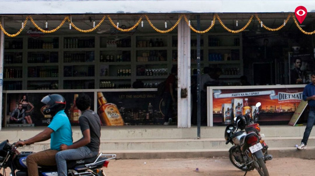Good news for the booze-lovers of Mumbai: City Finally Gets Its Way on Liquor Vends