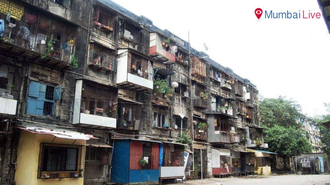 BDD Chawl residents oppose redevelopment work