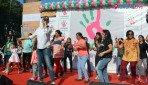 Andheri residents say 'Be Happy'