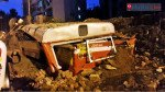 Speeding dumper rams into BEST bus in Dadar