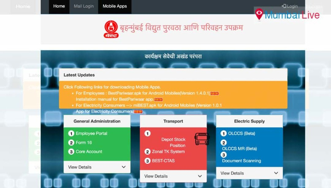 BEST launches app for staff
