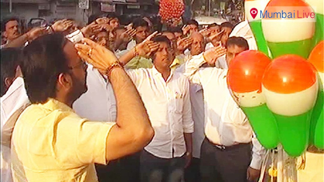 R-Day celebration at BJP office