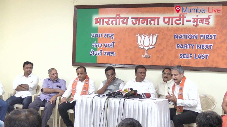 Few more turncoats join BJP