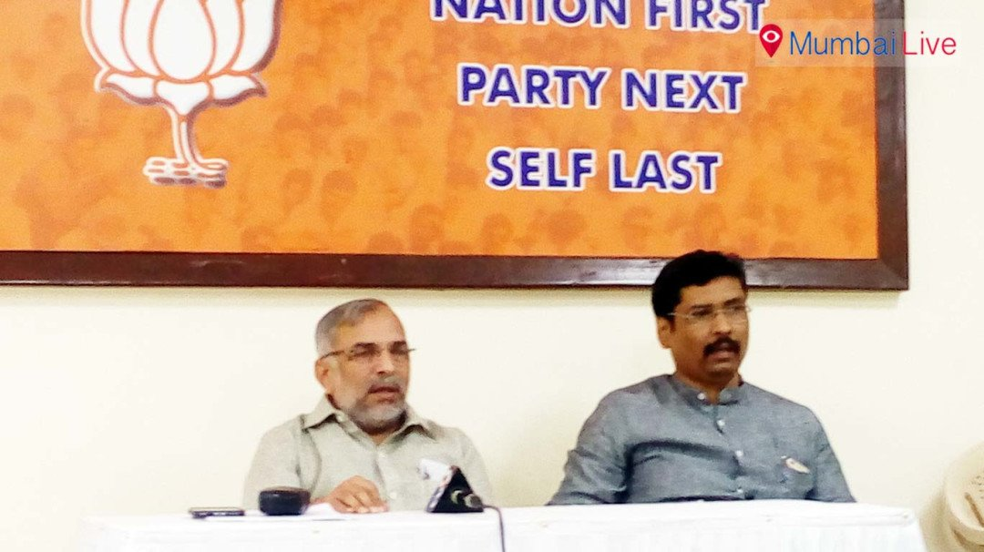 Sena's performance in polls down: BJP